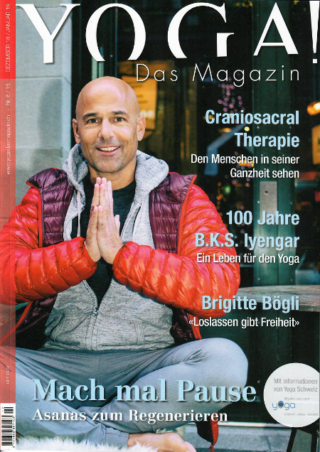 Yoga Schweiz Yogazeitschrift